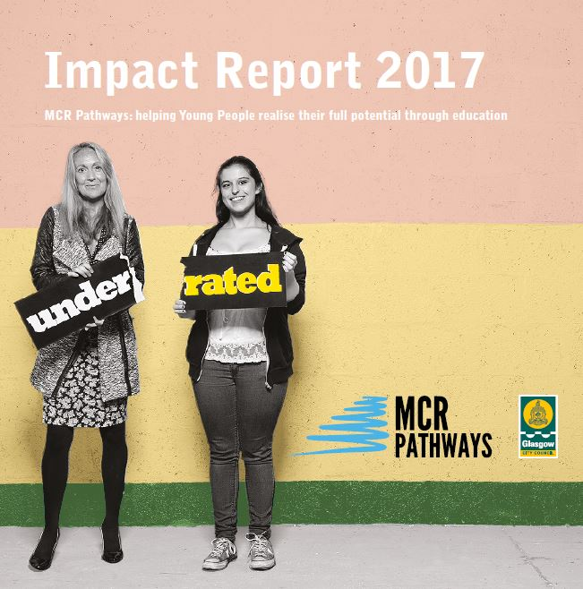 Member News: MCR Pathways Impact Report Published