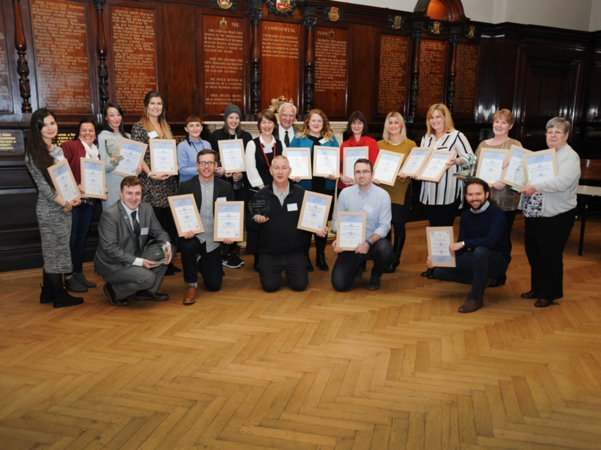 SMN: Apply now for the 2017 Recognition Awards