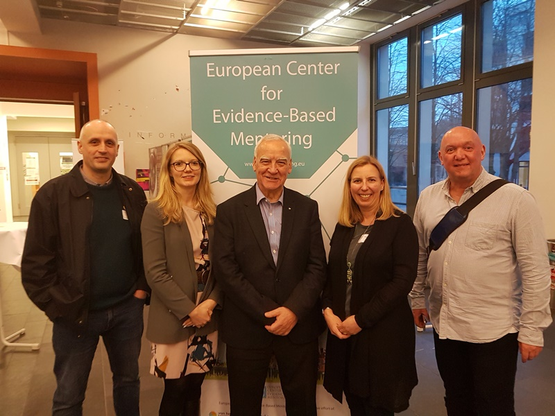 SMN: European Mentoring Summit 2018