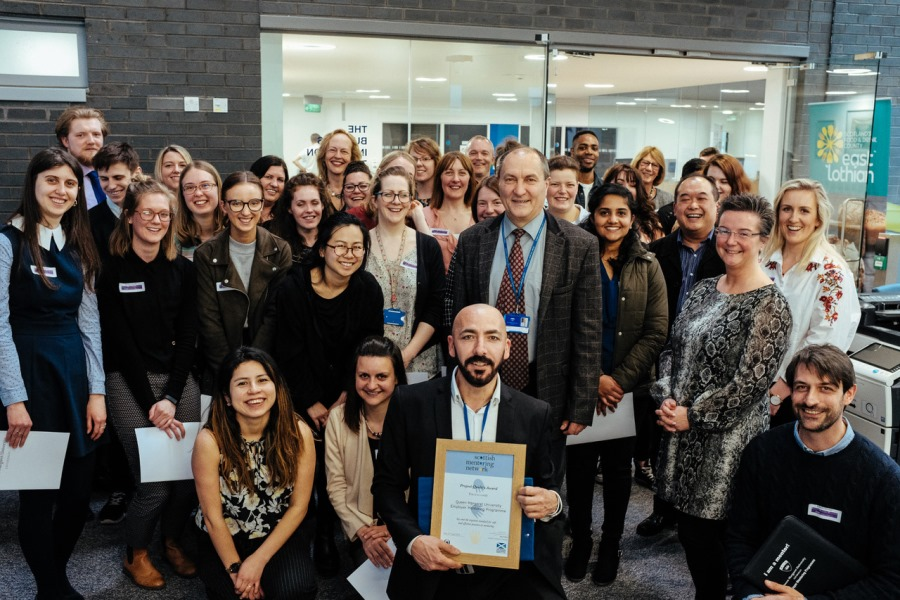 Member News: Queen Margaret University celebrates success