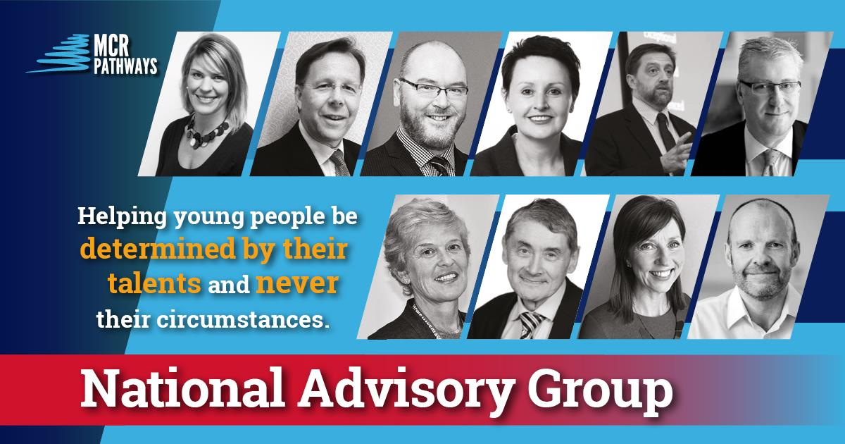 MEMBER NEWS: MCR Pathways Announces New National Advisory Group to Help Drive Expansion Across Scotland