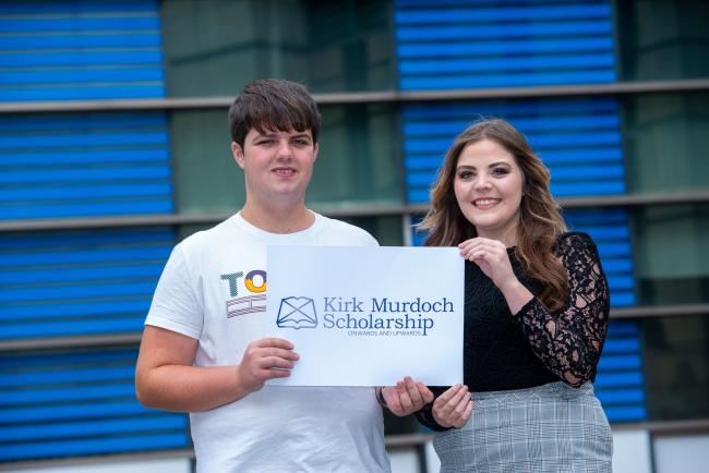 MEMBER NEWS: Lawscot Foundation students hail success of scheme