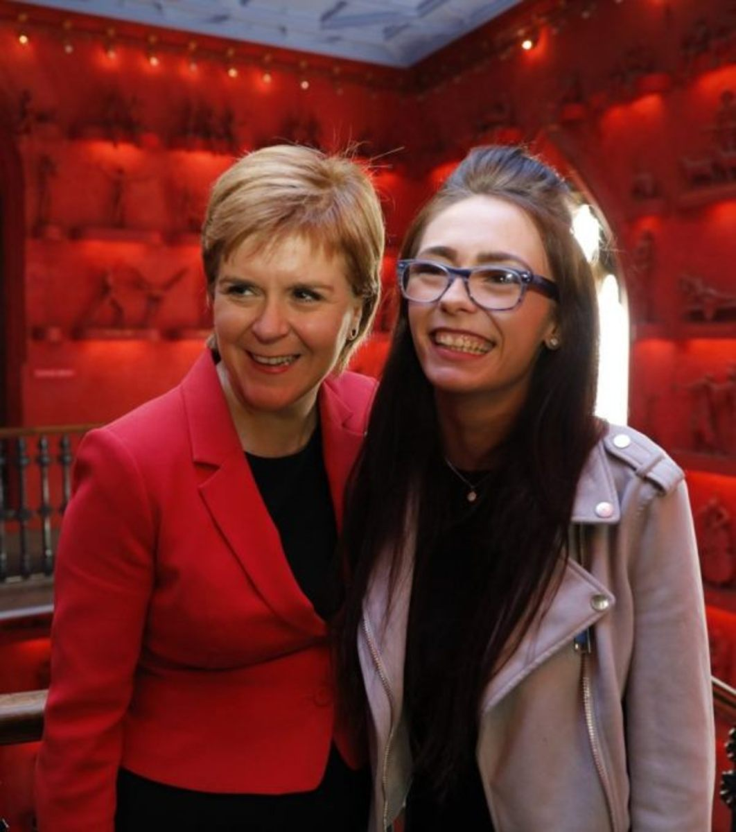NEWS: Toni Twigg selected as the First Minister's mentee