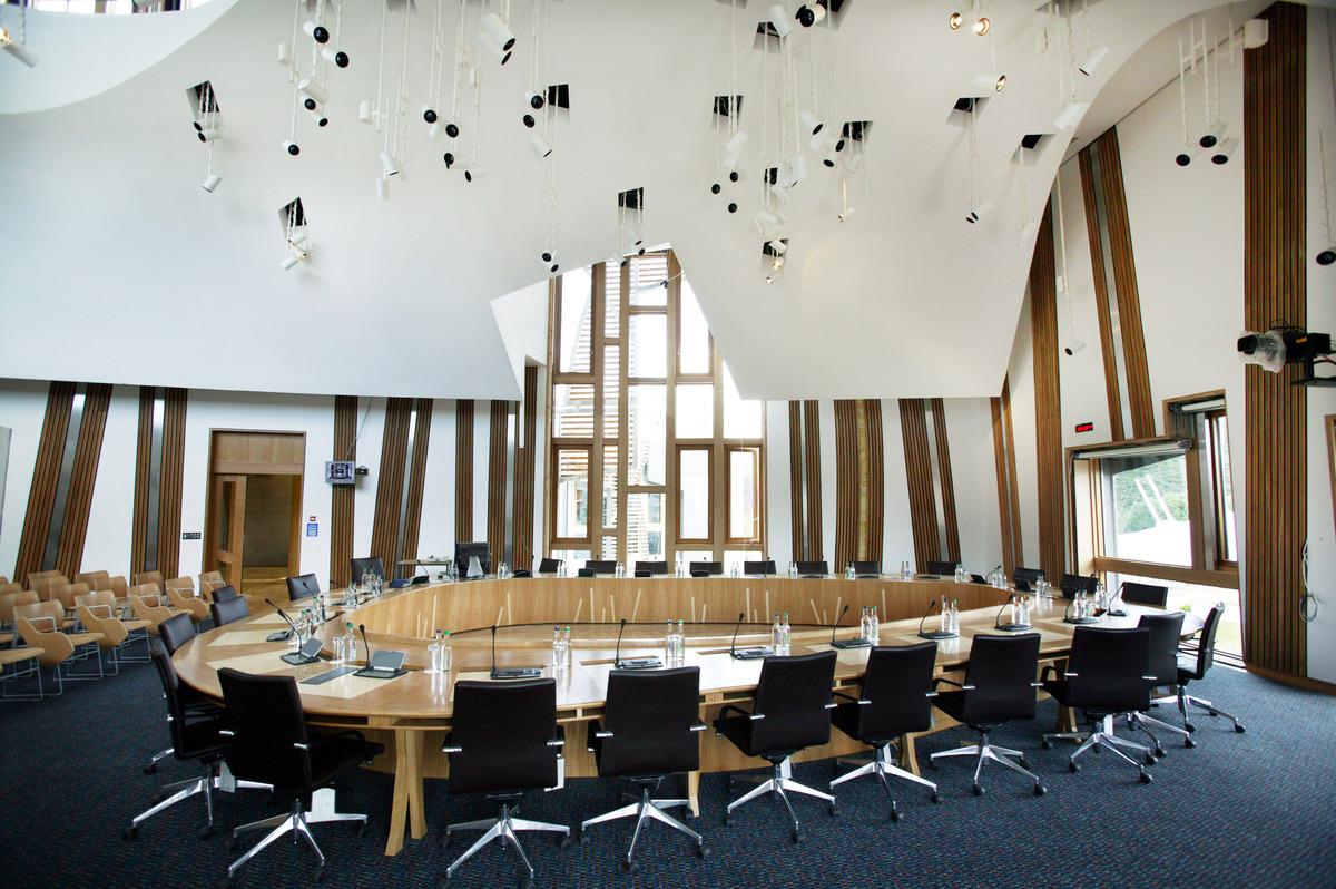 SMN Scottish Parliament Evening Reception