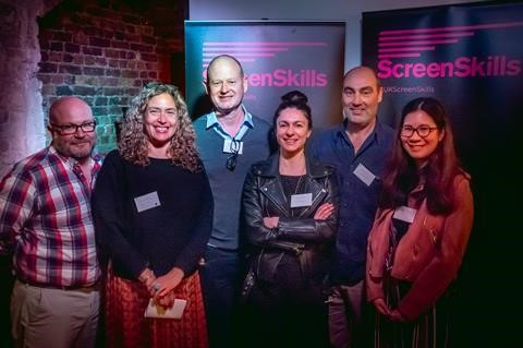 ScreenSkills launches UK-wide industry mentoring network