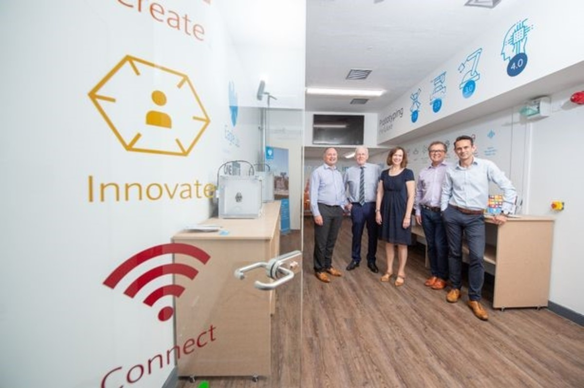 NEWS: Bank sets up second lab in Scotland to support entrepreneurs