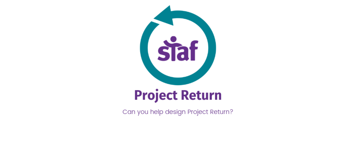 NEWS: STAF are looking for people to join steering group