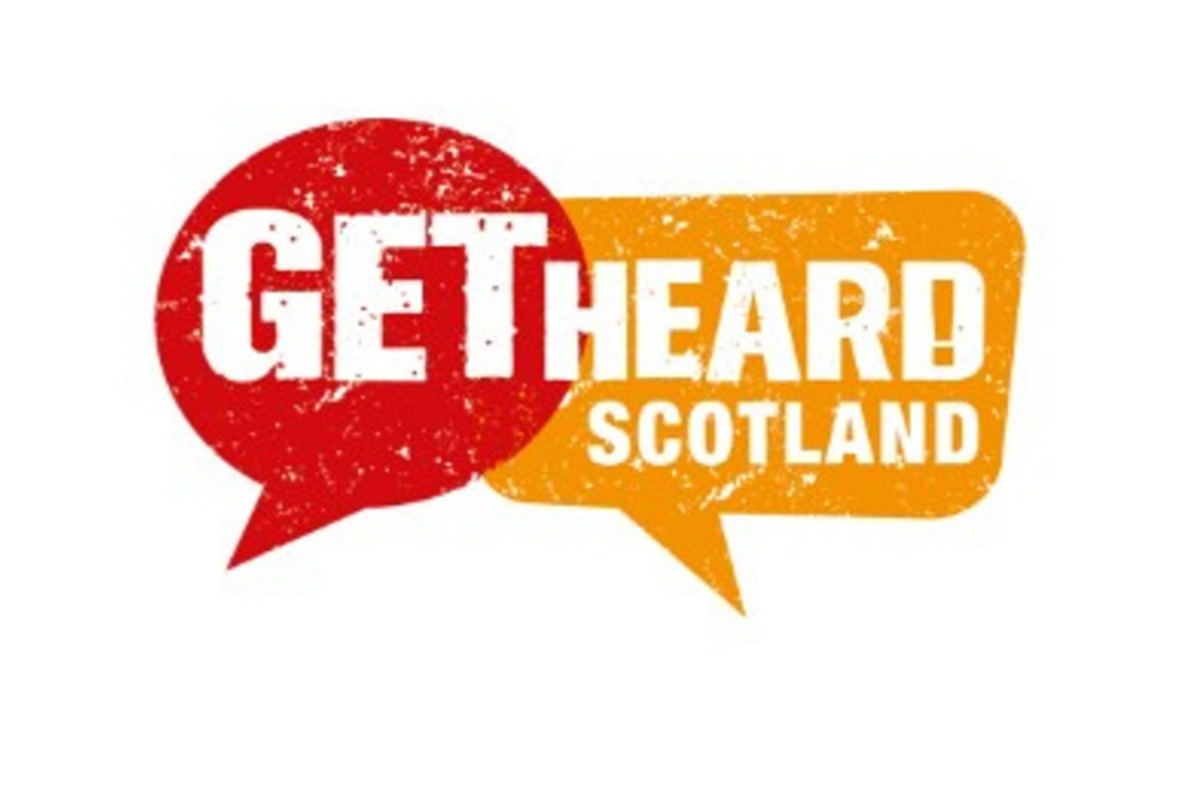 Get Heard Scotland Discussion hosted by SMN