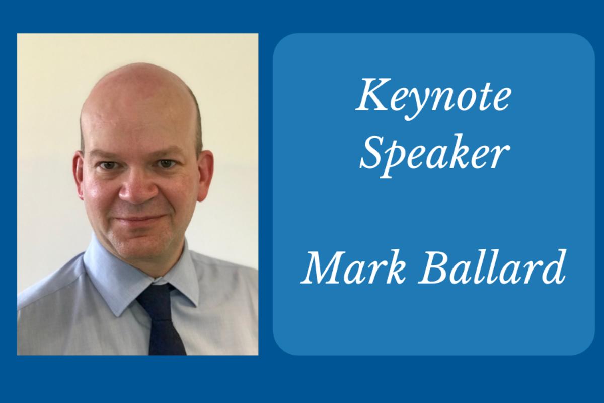 NATIONAL EVENT - Keynote Speaker Announced!