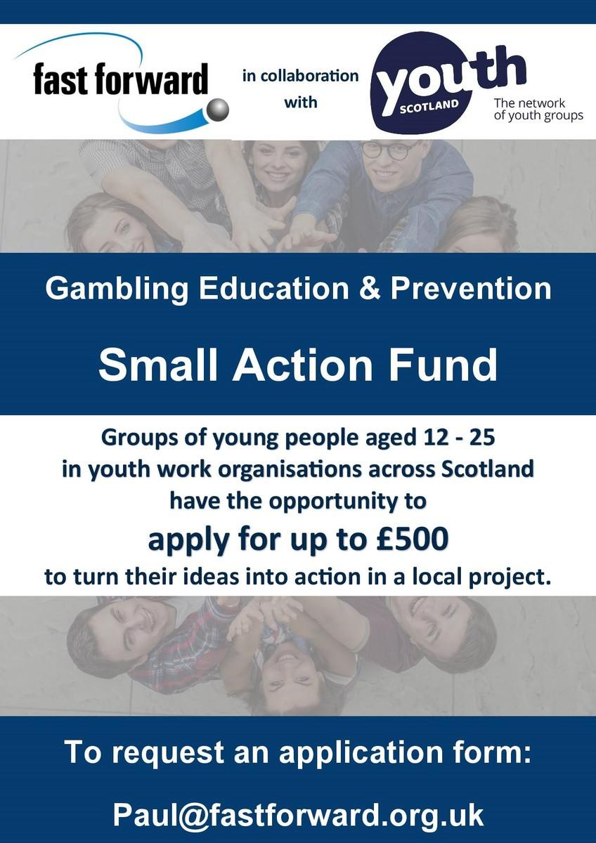 FUNDING: Gambling Education and Prevention Fund