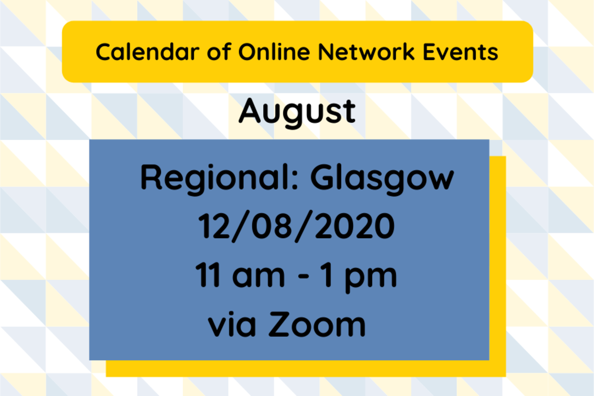 SMN: Glasgow Network Event