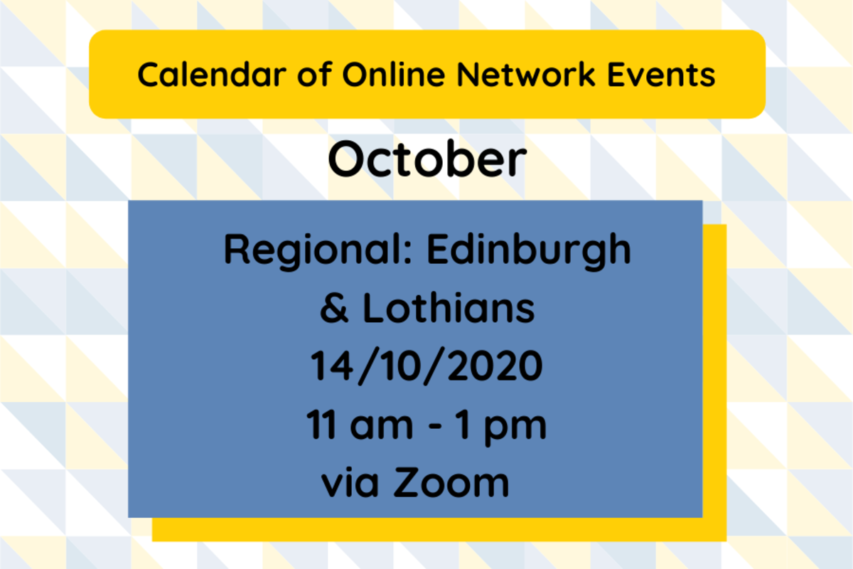 SMN: Edinburgh & Lothians Network Event