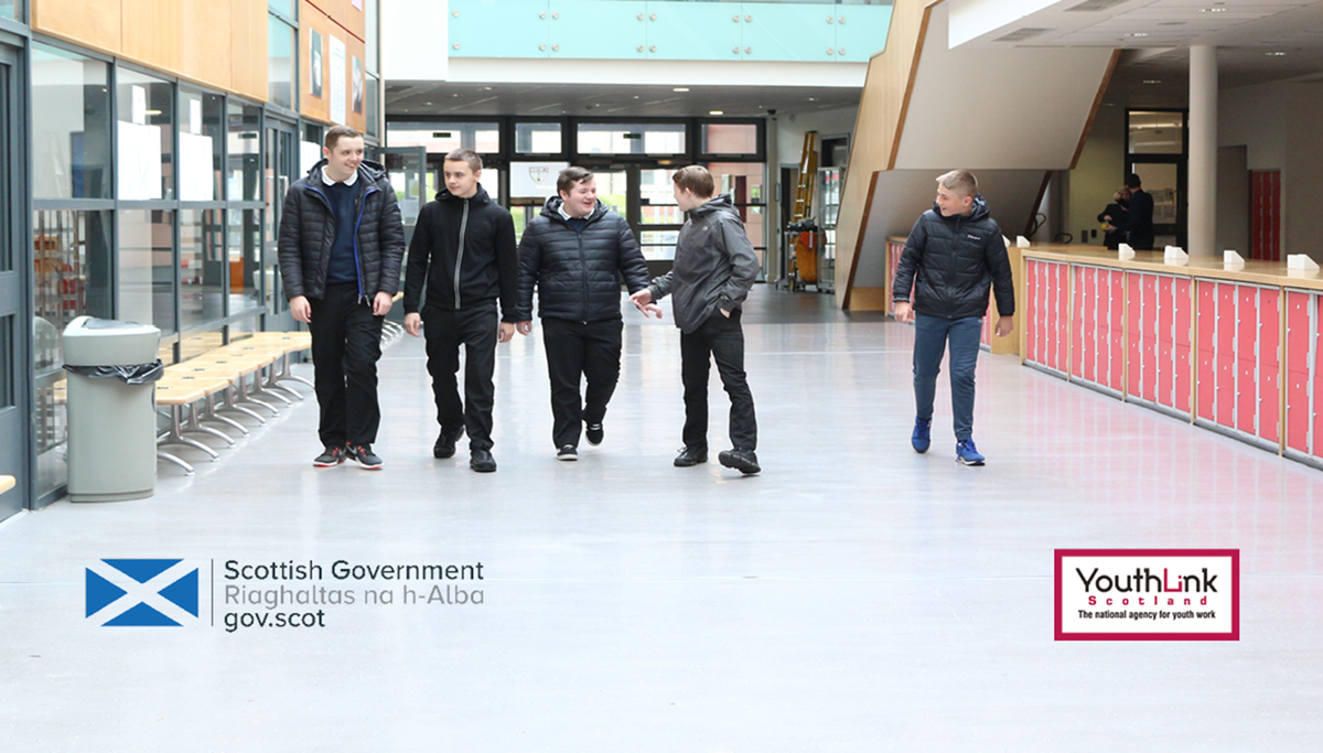 NEWS: YouthLink Scotland to administer new Youth Work Education Recovery Fund