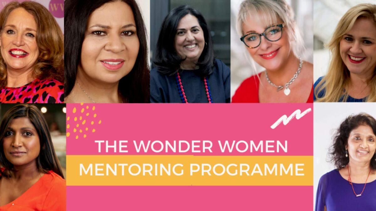 NEWS: Wonder Women TV launches inspirational Mentoring Programme to elevate the next generation of diverse leaders