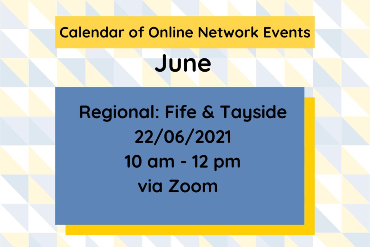 SMN: Fife & Tayside Network Event