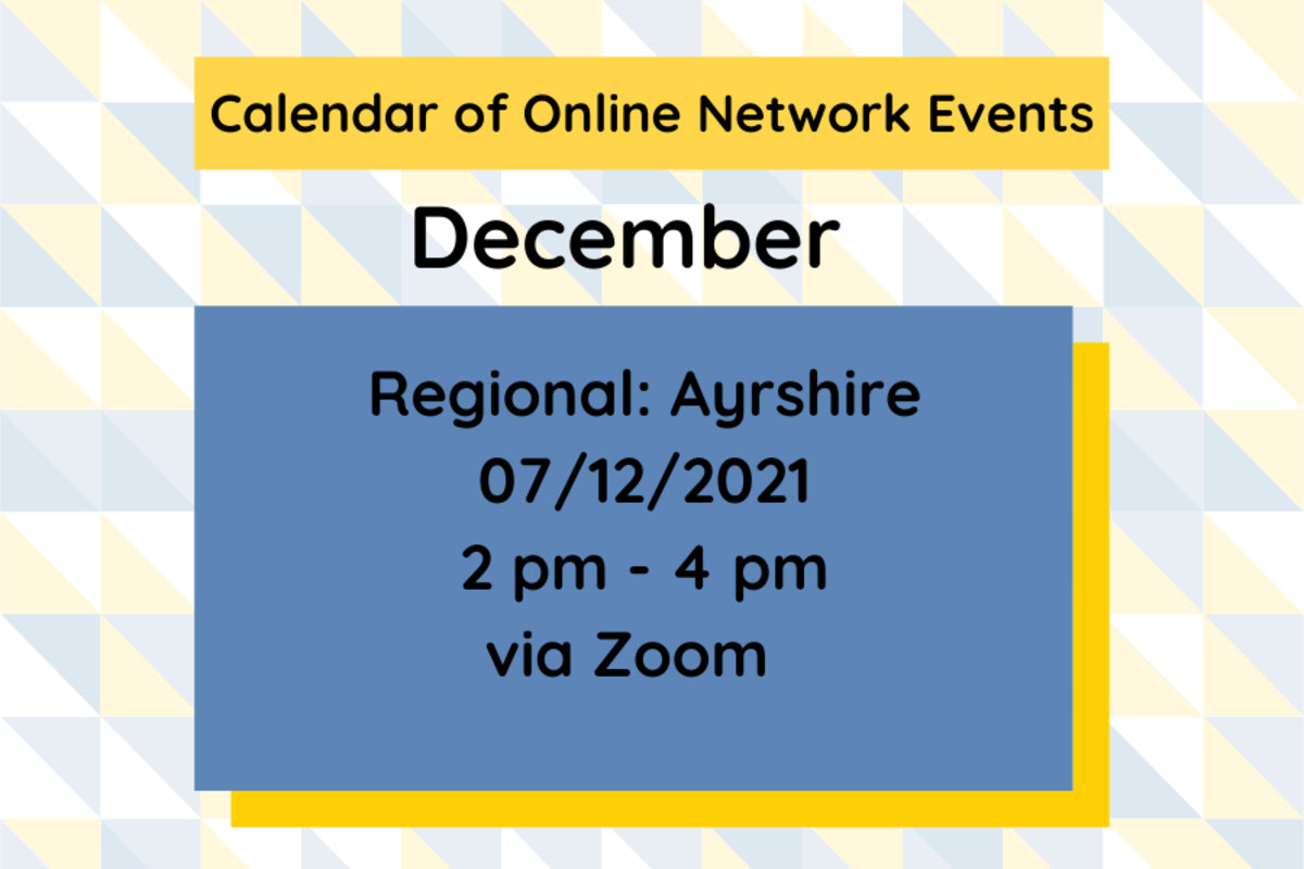 SMN: Ayrshire Network Event