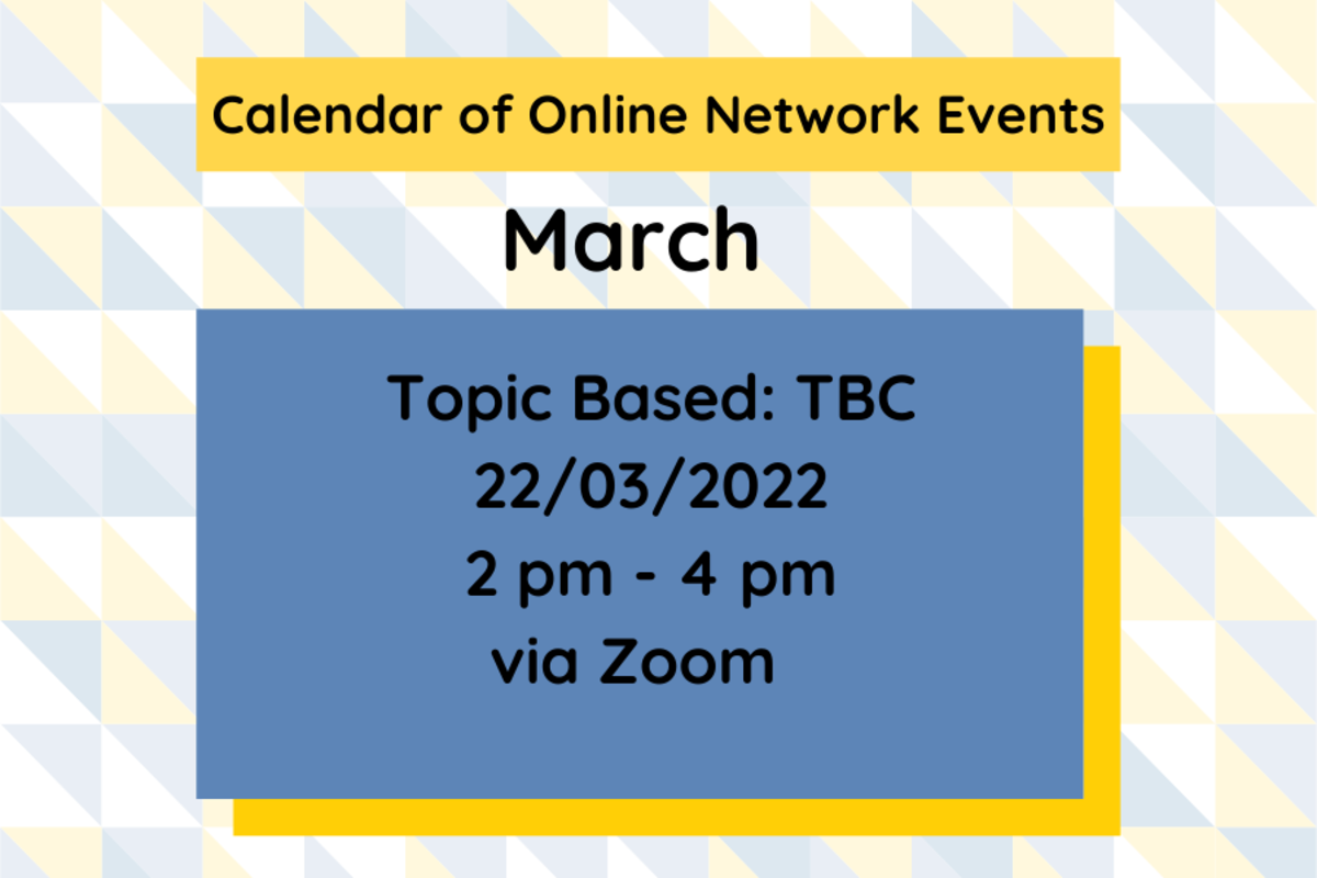 SMN: Topic Based Event (TBC)