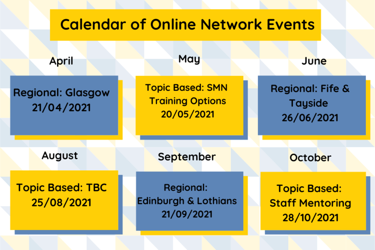 SMN NEWS: Upcoming Network Events Confirmed!