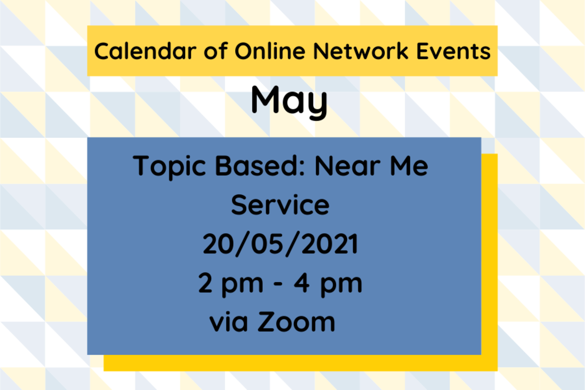 SMN: Topic Based Event - Overview of Near Me Service