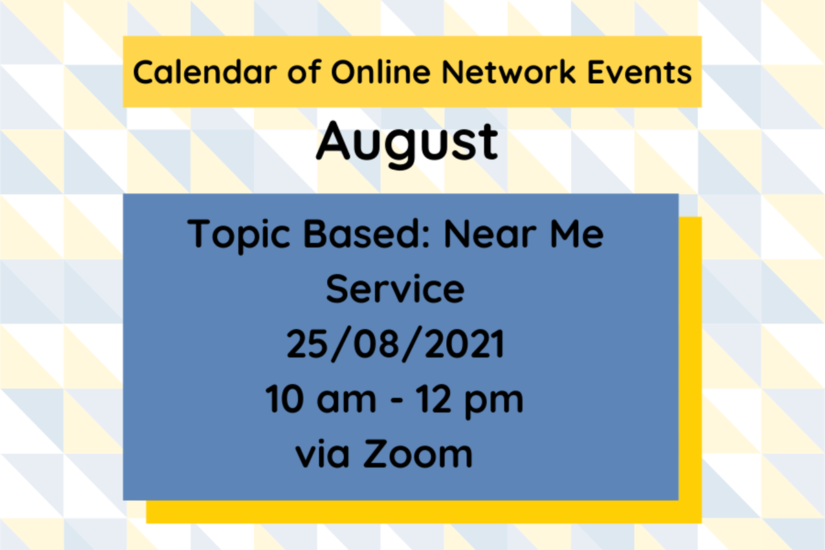 SMN: Topic Based Event - Near Me Service