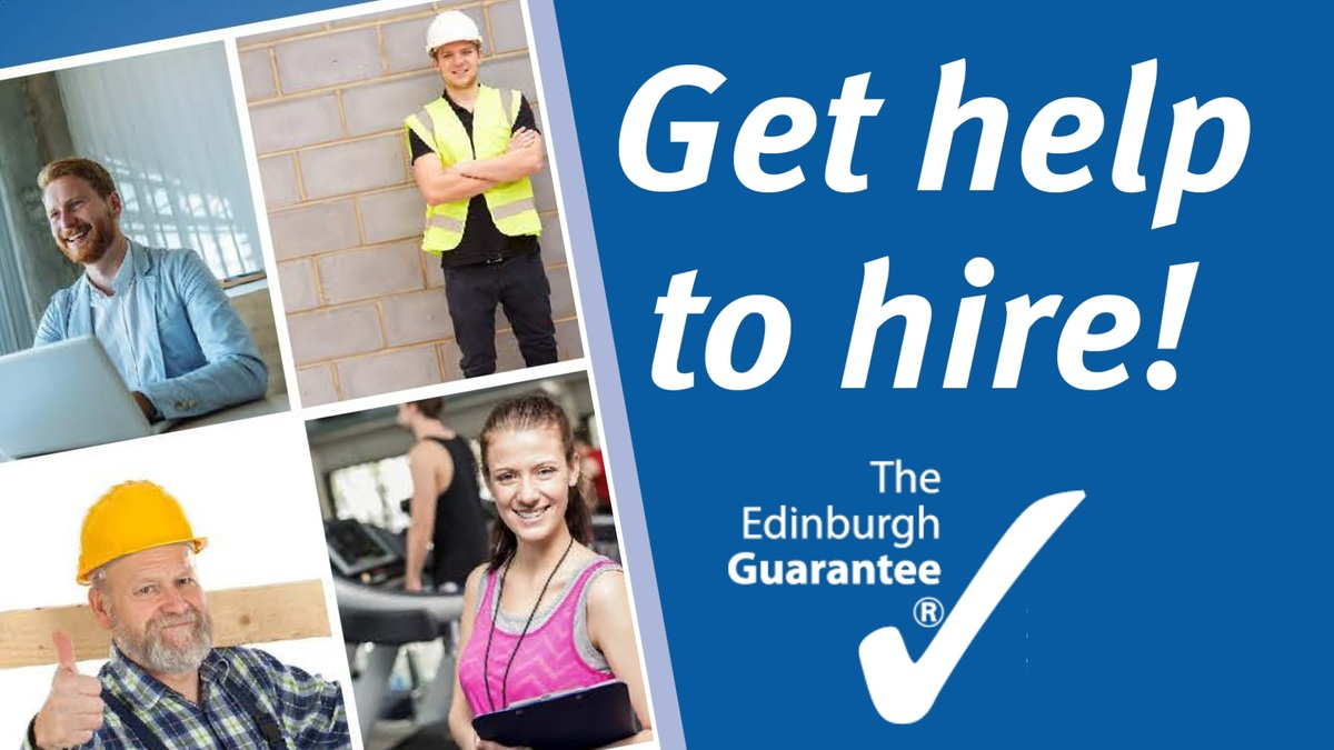 NEWS: An exciting opportunity for Edinburgh based Third-Sector organisations